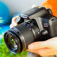 Canon/佳能 1300D入门级高清 单反数码相机 EOS 1300D 套机带WIFI